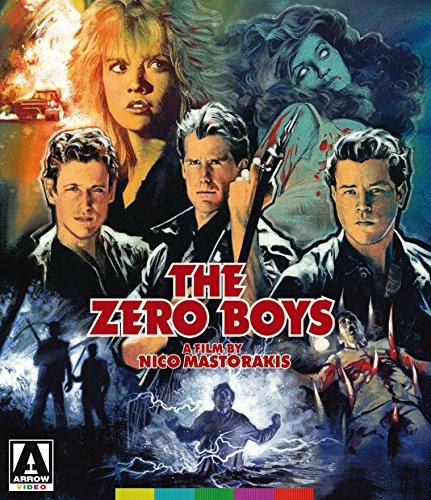 The Zero Boys (2-Disc Special Edition) [Blu-ray + DVD]