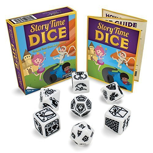Story Time Dice by Imagination Generation