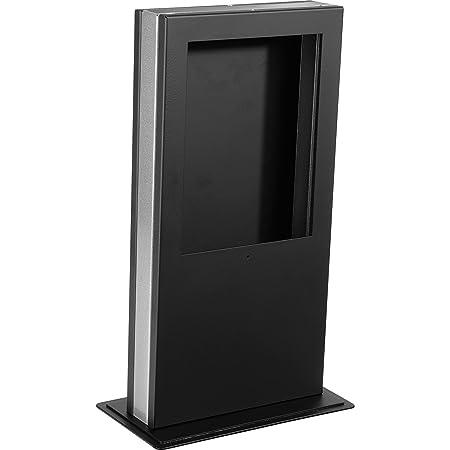 Peerless-AV KIP410I quiosco de almacenamiento de sobremesa para Apple iPad, Tablet (24,6 cm, máximo 2,2 kg) negro