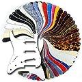 46 colours - Left Handed SSS Scratchplate Pickguard for Strat Stratocaster