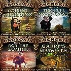 Ononokin Book Bundle #1: 4 Hilarious Adventures Hörbuch von John P. Logsdon, Christopher P. Young Gesprochen von: Jus Sargeant