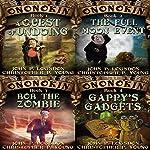 Ononokin Book Bundle #1: 4 Hilarious Adventures | John P. Logsdon,Christopher P. Young