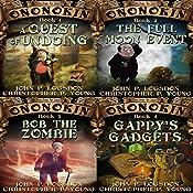 Ononokin Book Bundle #1: 4 Hilarious Adventures | John P. Logsdon, Christopher P. Young
