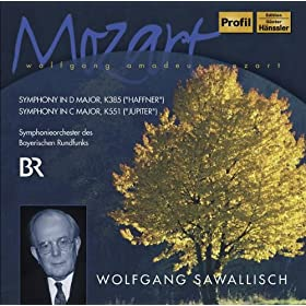 "Mozart, W.A.: Symphonies Nos. 35, ""Haffner"" and 41, ""Jupiter"""