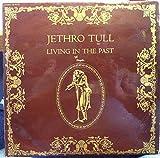 JETHRO TULL LIVING IN THE PAST vinyl record