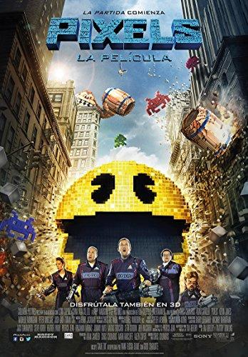Pixels (BD 3D + 2D + DVD)