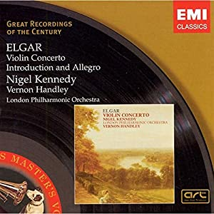 Elgar: Violin Concerto / Introduction & Allegro
