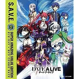 Date a Live: Season One - S.A.V.E. [Blu-ray]