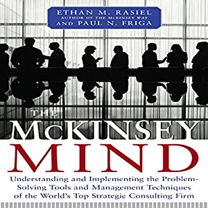 The McKinsey Mind Audiobook