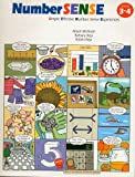 img - for Number SENSE: Simple Effective Number Sense Experiences, Grades 3-4 book / textbook / text book