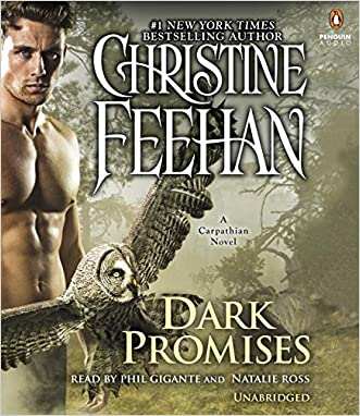 Dark Promises (Carpathian Novel, A) written by Christine Feehan