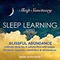 Blissful Abundance, Cultivate Deep Joy & Satisfaction with Happy Thoughts: Sleep Learning, Hypnosis, Meditation & Affirmations Speech by  Jupiter Productions Narrated by Anna Thompson