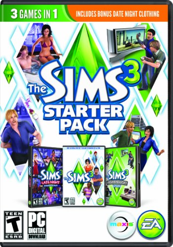 The Sims 3 Starter Pack (Mac) [Online Game Code] image