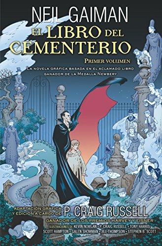 El libro del cementerio (Novela gráfica Vol. I): 1