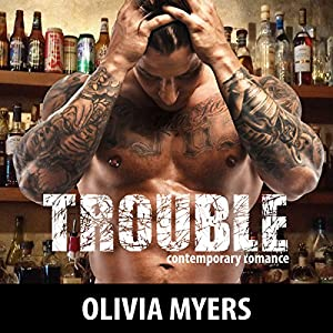Contemporary Romance: Trouble Audiobook