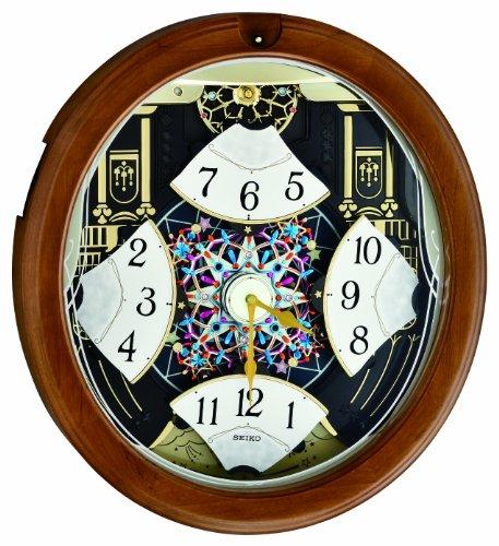 Should You Buy Seiko Qxm478brh Melody In Motion Clock