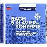 Bach: 5 Klavierkonzerte