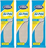 Dr. Scholl's Air Pillo Insole for Men & Women - 3 pairs