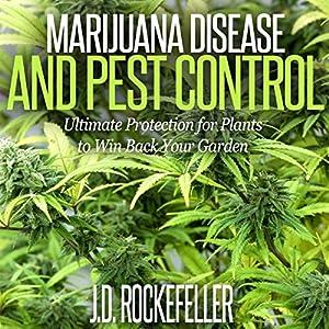 Marijuana Disease and Pest Control Audiobook