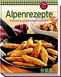 Alpenrezepte (Minikochbuch): Vielseit...