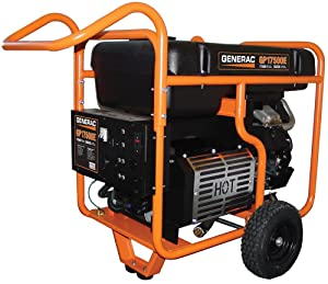 Generac 5735 GP17500E 17500 Watt Portable Generator Review
