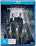 Person of Interest - Season 4 - Blu-Ray (Region B) (Aus Import) (Complete Fourth Series)