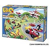 LaQ ベーシック 650