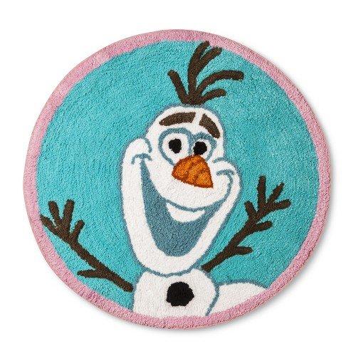 Disney Frozen Bath Rug- Olaf