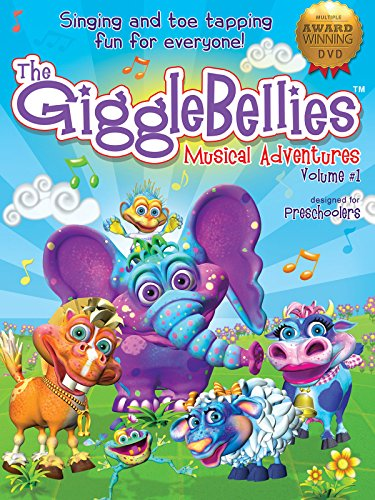 The GiggleBellies Musical Adventures Volume #1 on Amazon Prime Instant Video UK
