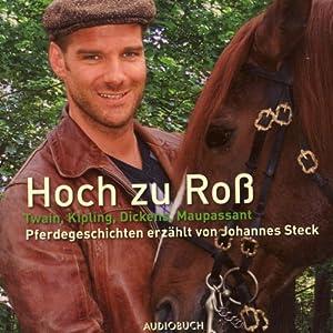 Hoch zu Roß. Pferdegeschichten Hörbuch