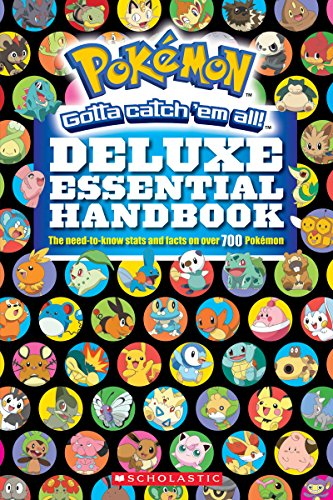 Deluxe essential handbook (Pokemon)