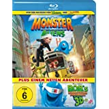 """Monster und Aliens [Blu-ray]von """"Rob Letterman"""""""