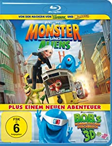 amazoncom monsters vs aliens reese witherspoon rainn