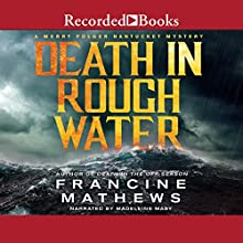 Death in Rough Water Audiobook by Francine Mathews Narrated by Madeline Maby