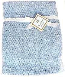 Elements of Style Soft Baby Blanket - Blue - 30\