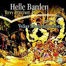 Helle Barden: Ein Scheibenwelt-Roman Hörbuch von Terry Pratchett Gesprochen von: Volker Niederfahrenhorst