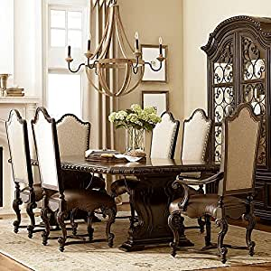 Castella Valencia Dining Room Set W Upholstered Chairs Table
