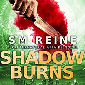 Shadow Burns Audiobook