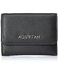 Aquatan Women's Wallet (Black) (AT-W-53)