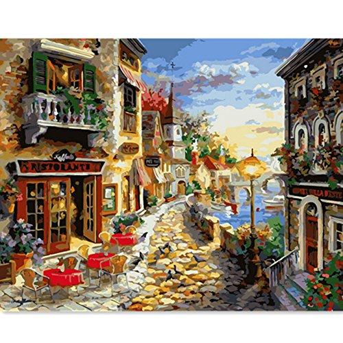 bluelover-digital-pintura-bricolaje-aceite-por-numeros-pintura-kits-frameless-lona-casa-pared-decora