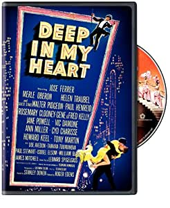 Deep in My Heart [DVD] [1954] [Region 1] [US Import] [NTSC]
