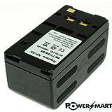 PowerSmart 6V 4000mAh Ni-MH Battery for Sony NP-33, NP-55, NP-55H, NP-66, NP-66H, NP-67, NP-68, NP-77, NP-77H, NP-77HD, NP-78, NP-98, NP-98D, NP-C65