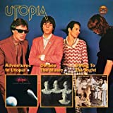 Adventures in Utopia / Deface the Music by UTOPIA (2012-03-06)