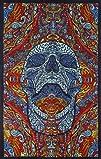 Sunshine Joy� 3D Mindful Skull Tapest…