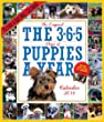 The 365 Puppies-A-Year 2014 Wall Calendar (Picture-A-Day Wall Calendars)