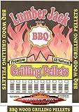 Lumber Jack 100 Percent Pecan BBQ Grilling Pellets 40 LB Bag