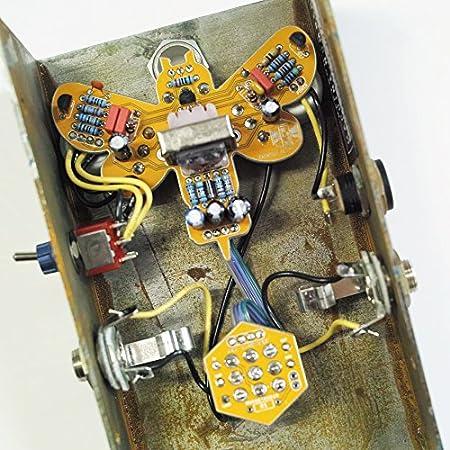 Beetronics OCTAHIVE Custom Blue Stripe ビートロニクス オクタハイヴ カスタム ブルーストライプ 美しきオクターブファズ 国内正規品