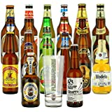 Beers of Europe - World Lager Mixed Case 20 bottles + Glass