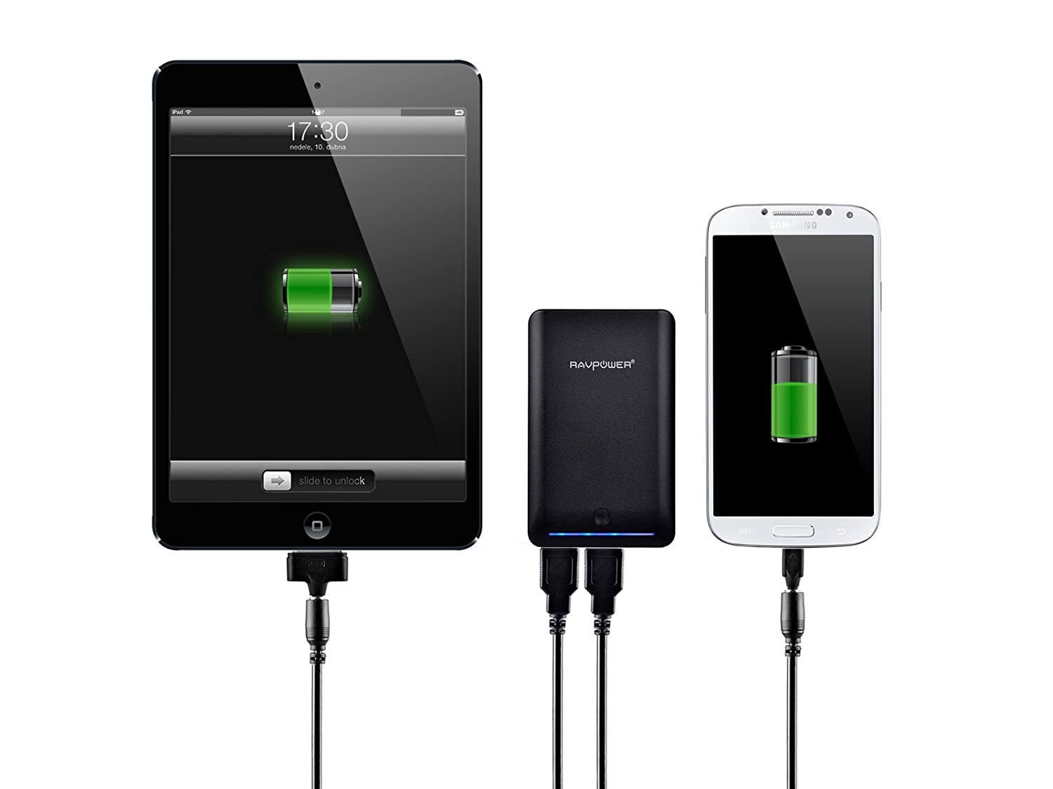 RAVPower 14000mAh External Battery Charger power bank