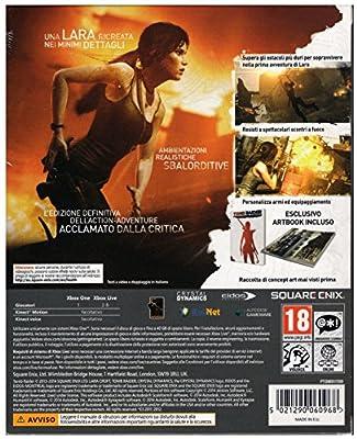 Tomb Raider Definitive Edition by Square Enix